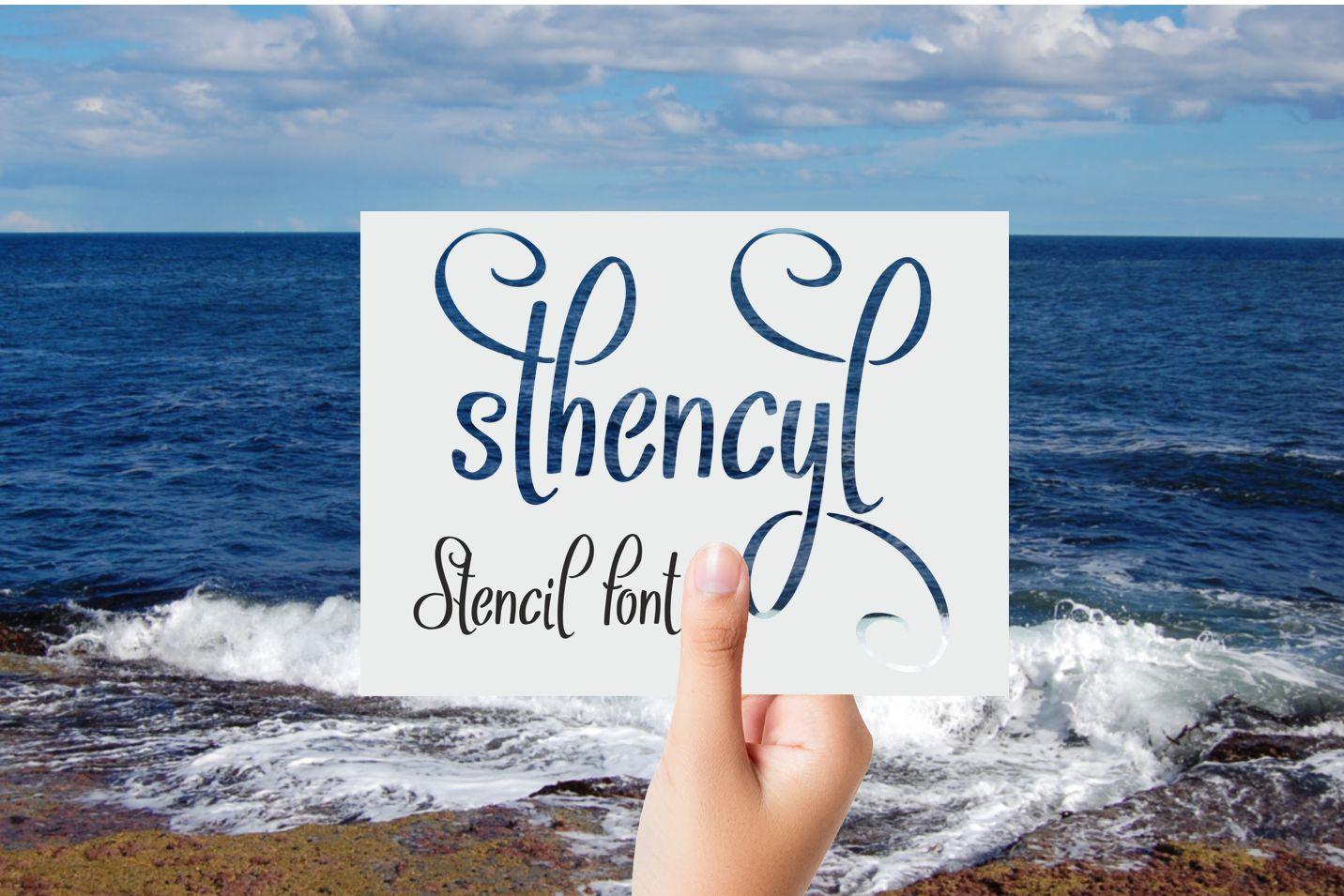 Sthencyl example image 1