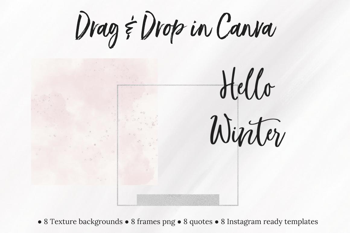 DIY Instagram graphics using Canva example image 4
