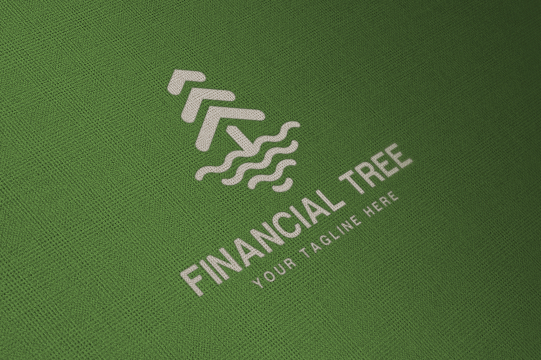 Financial Tree Logo example image 4