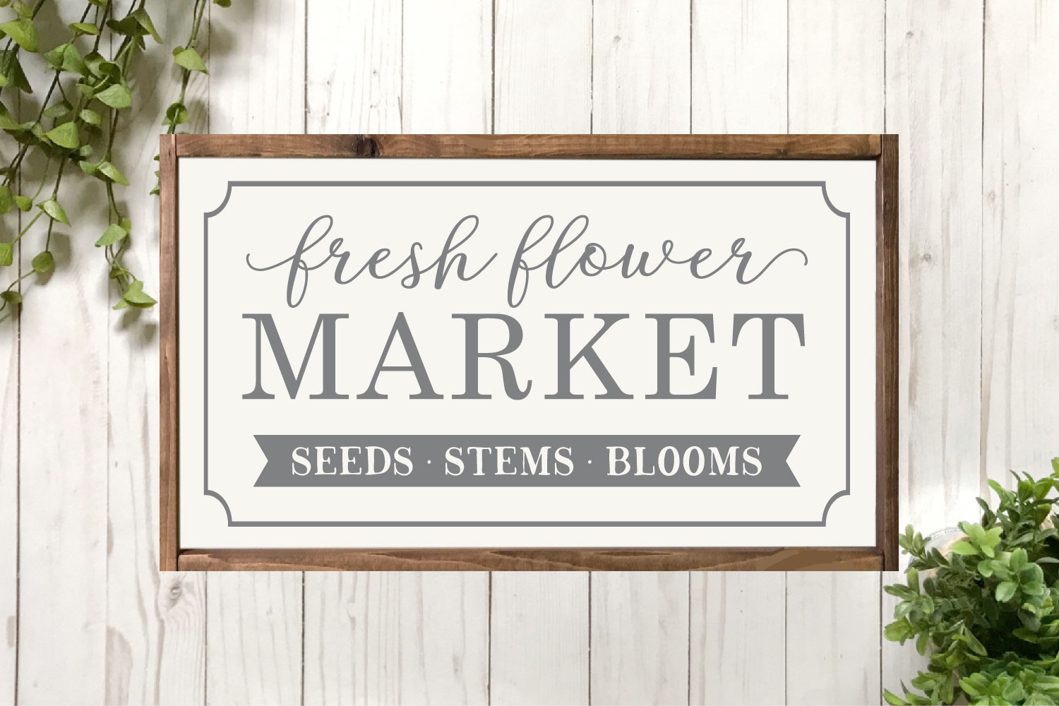 Spring SVG Bundle - Cut Files for Signs example image 3