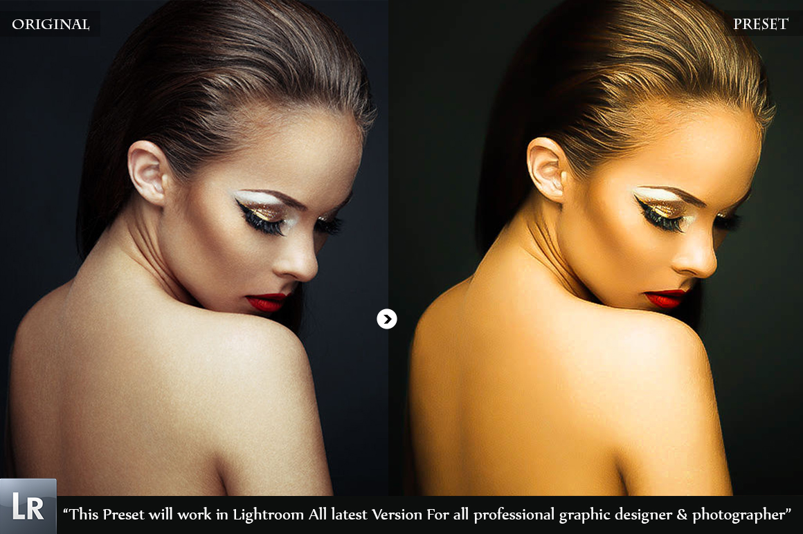 Professional skin Retouch Beauty Preset example image 5
