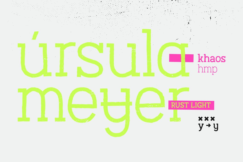 Austral Slab Rust example image 4