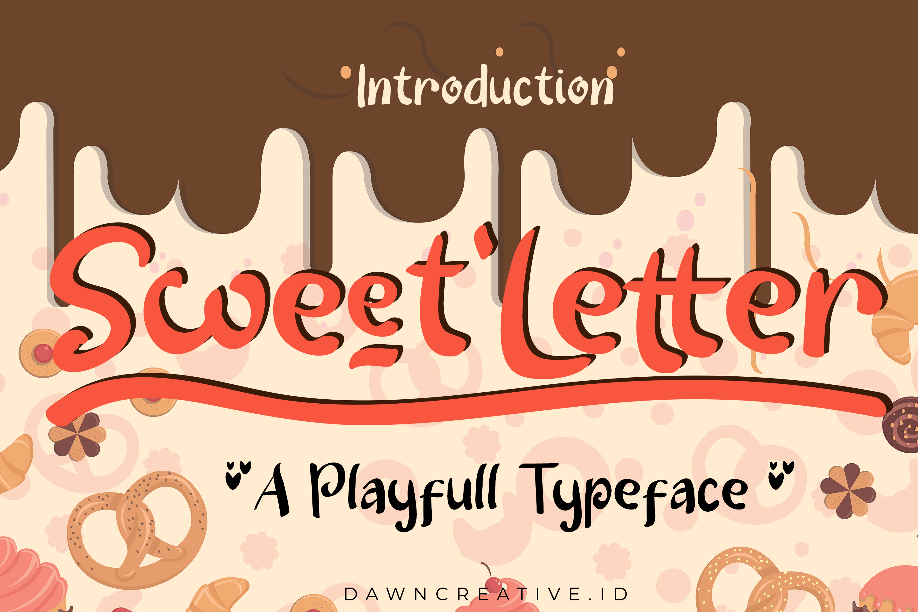Sweet Letter example image 1