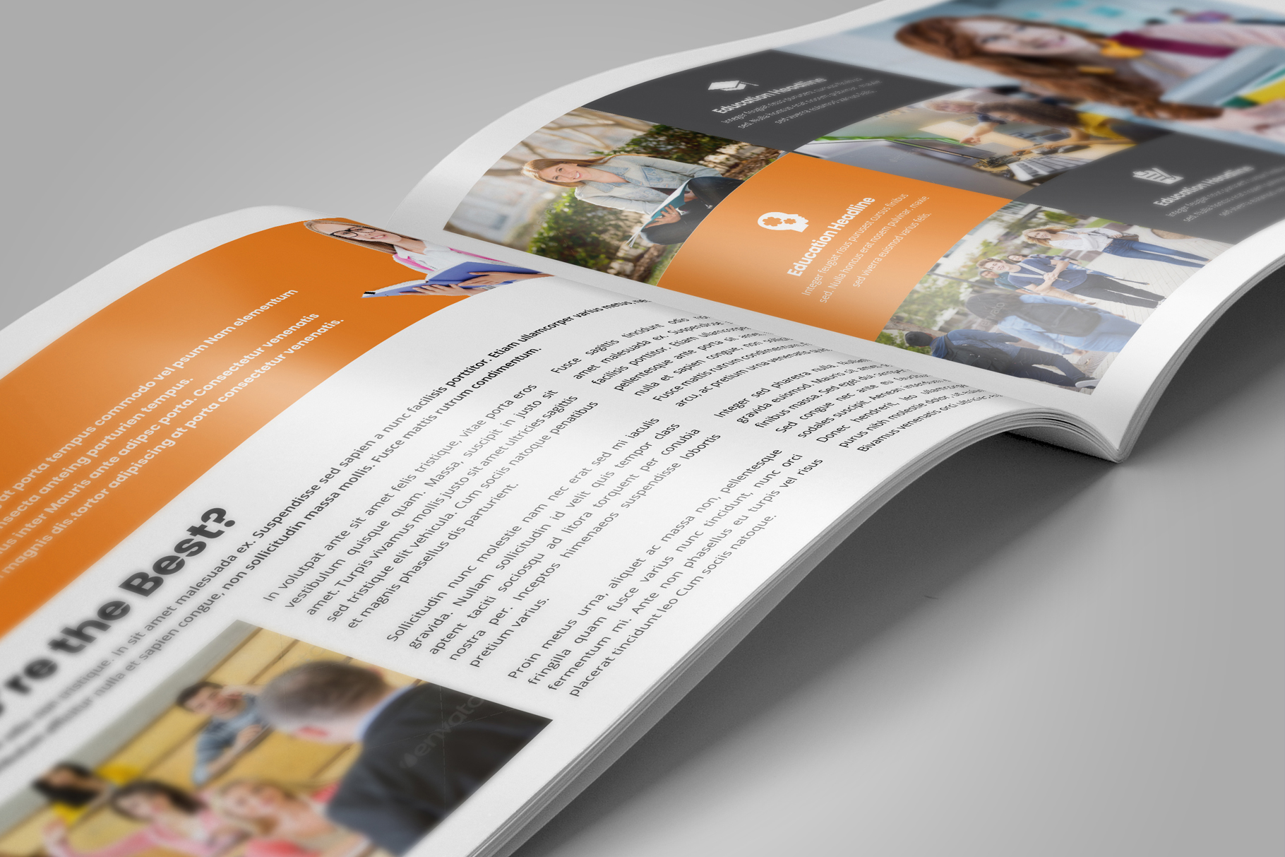 Education Prospectus Brochure v6 example image 5