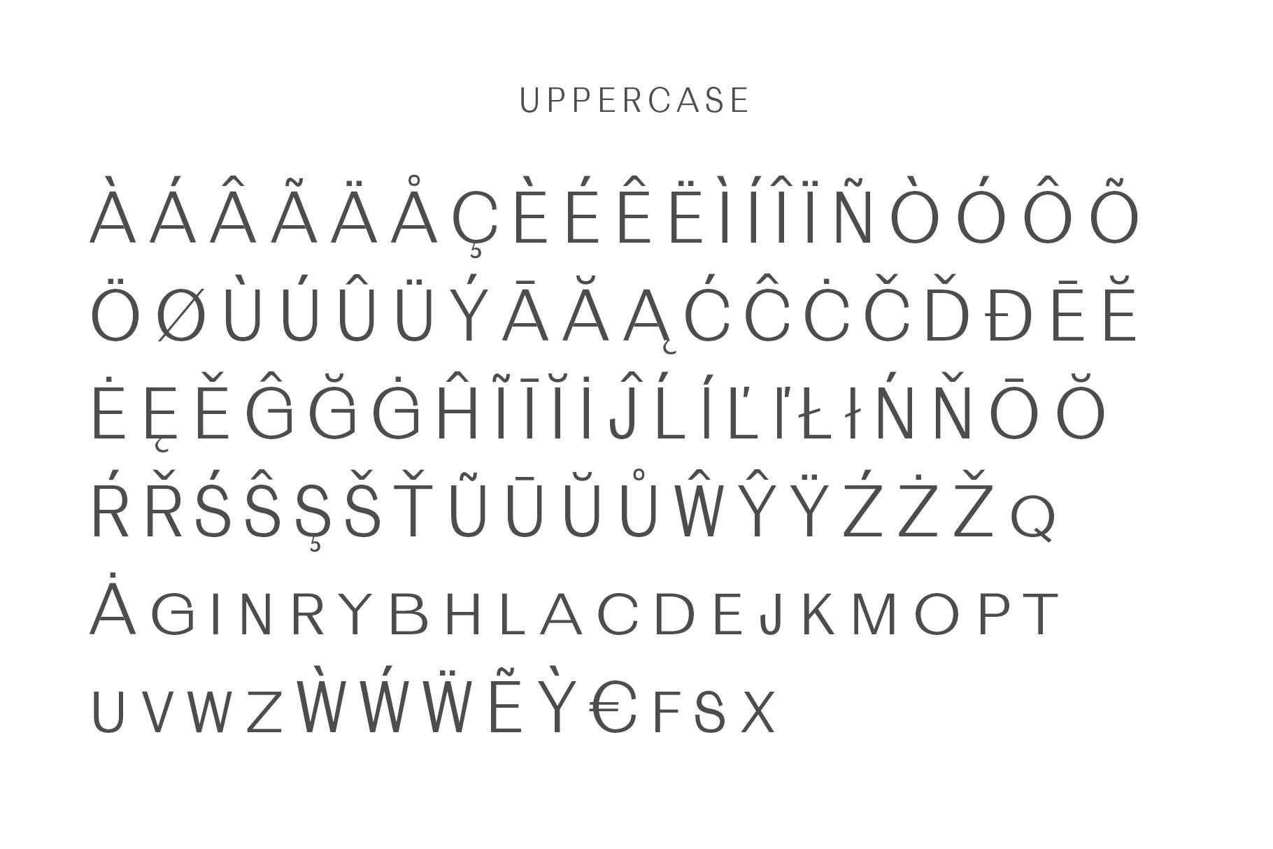 Daaron Sans Serif Font Family example image 6