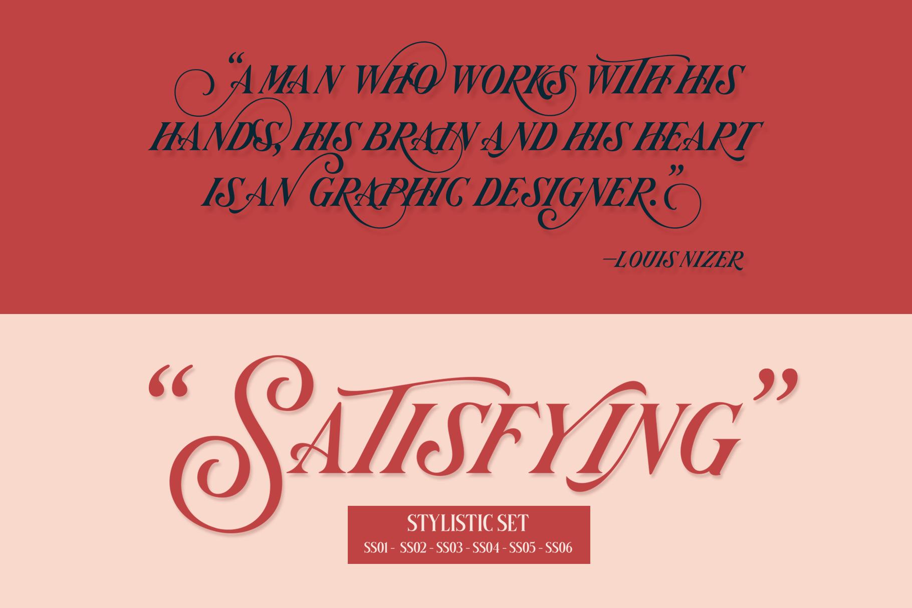 Arastin Font example image 7