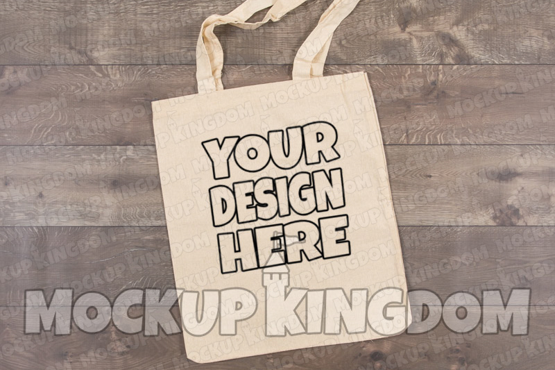 Tote Mockup, Canvas Tote Mockup, Tote Bag Mockup, Blank Tote example image 1