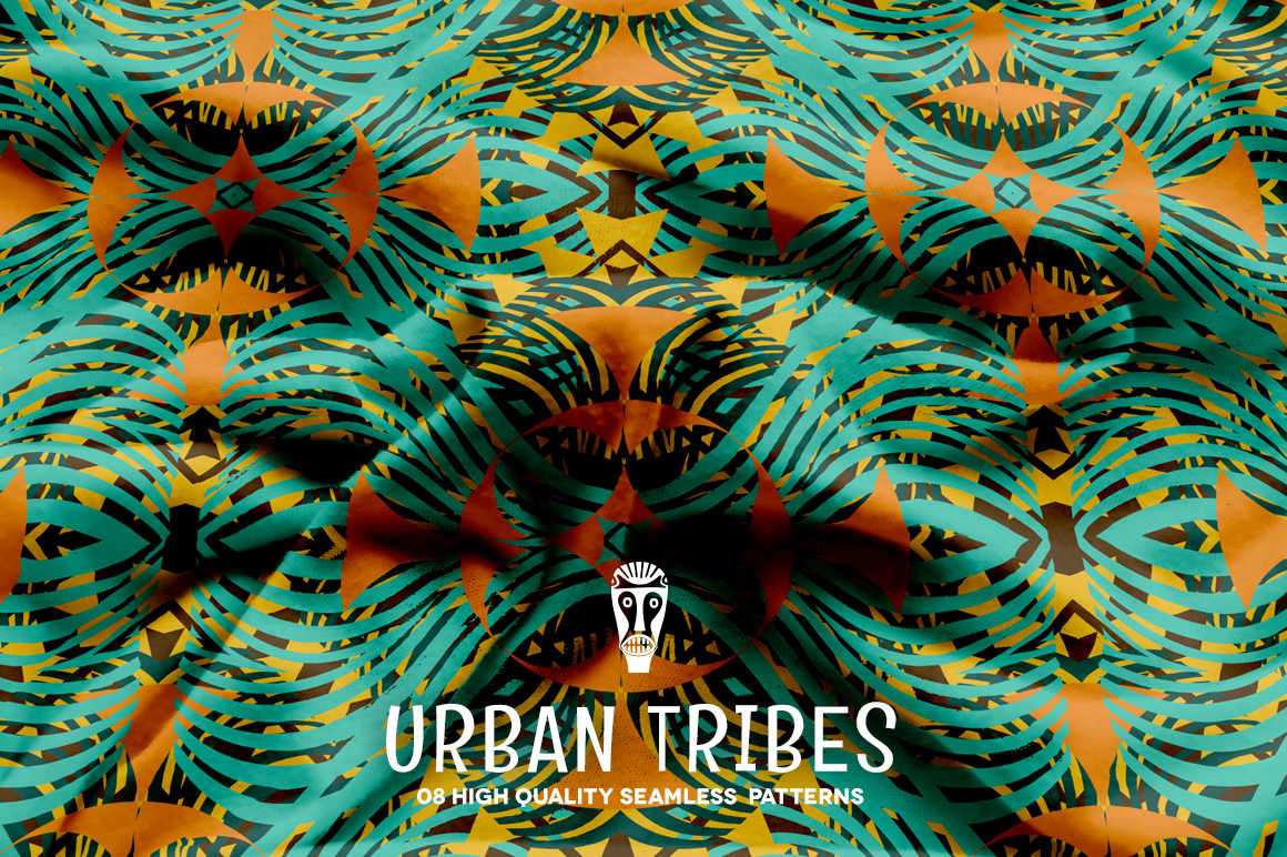 Urban Tribes example image 1