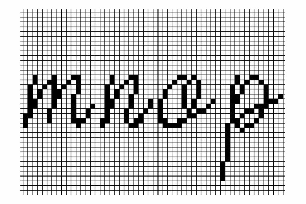cross stitch letters cross stitch alphabet pattern alph95 21251 | 57b3df533a26c1bd54513adb0129a8b7 resize