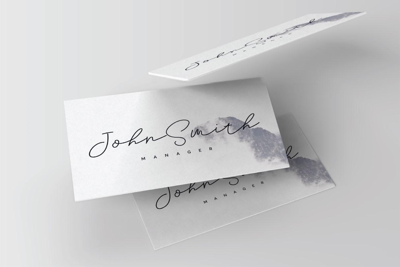 Brian Strait - Signature Font example image 4