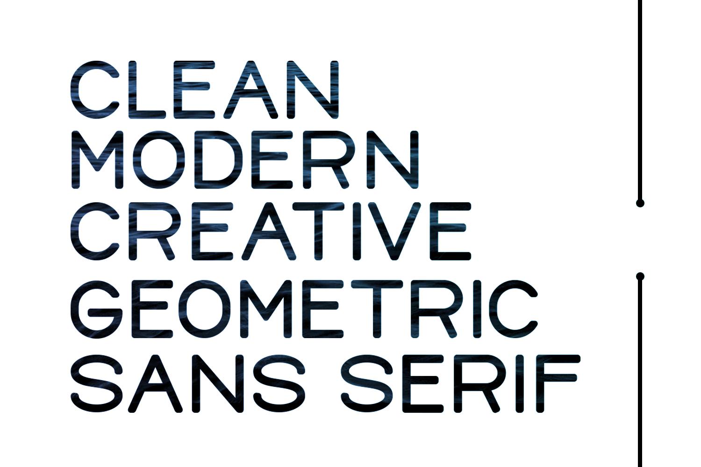 Holy Sans Serif Font example image 2