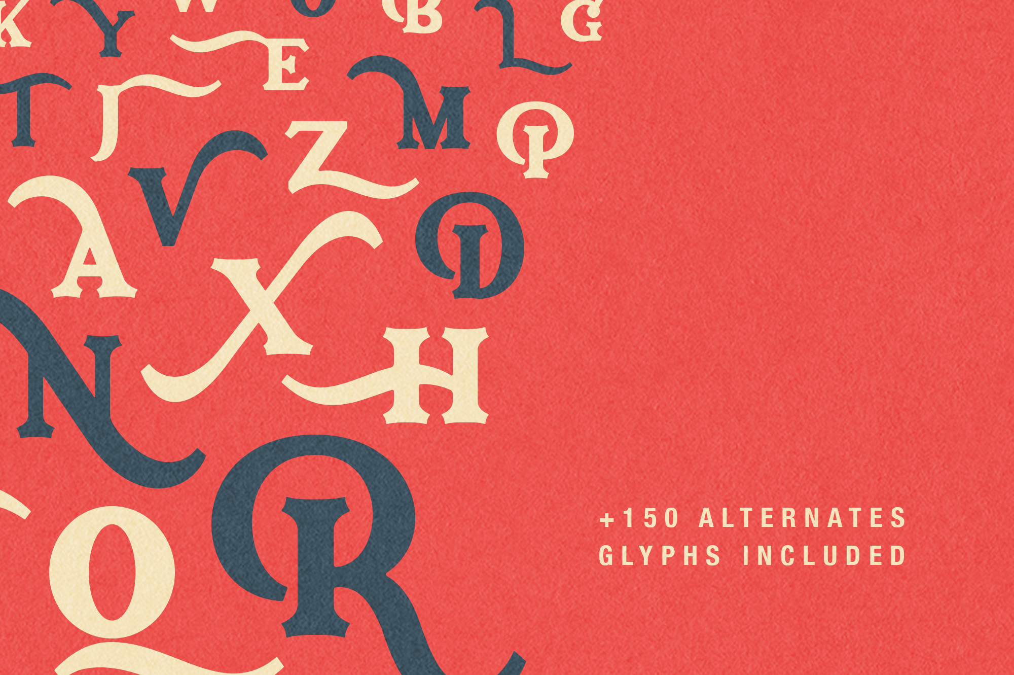 Archerone - Serif Display Font example image 8