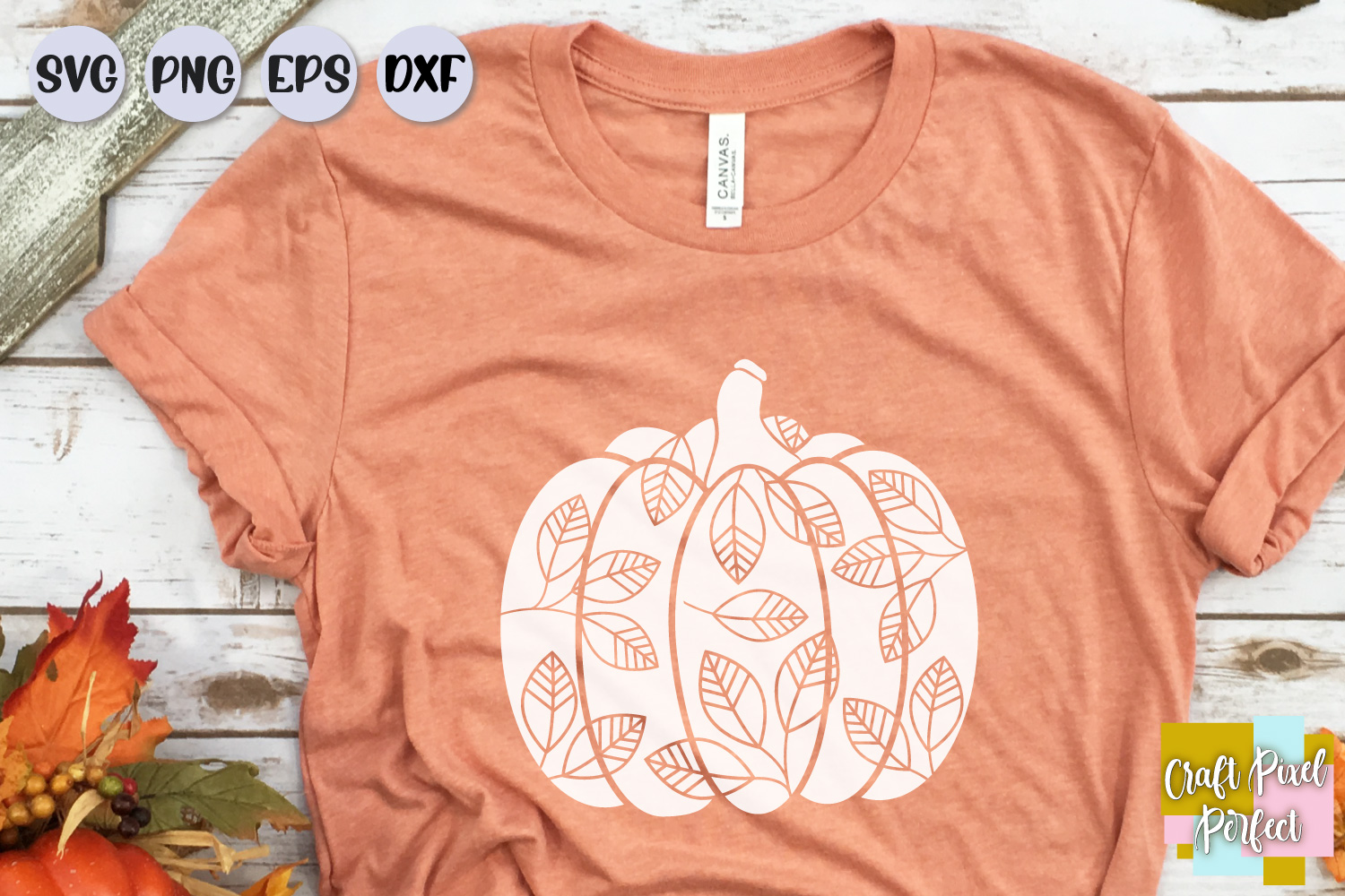 Pumpkin Spice Svg, Fall Sayings Svg, I Hate Pumpkin Spice example image 2