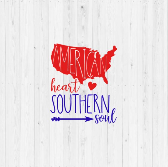 4th of July svg, American svg, American svg, southern svg, dxf, png,  digital download, commercial use, Silhouette, instant download