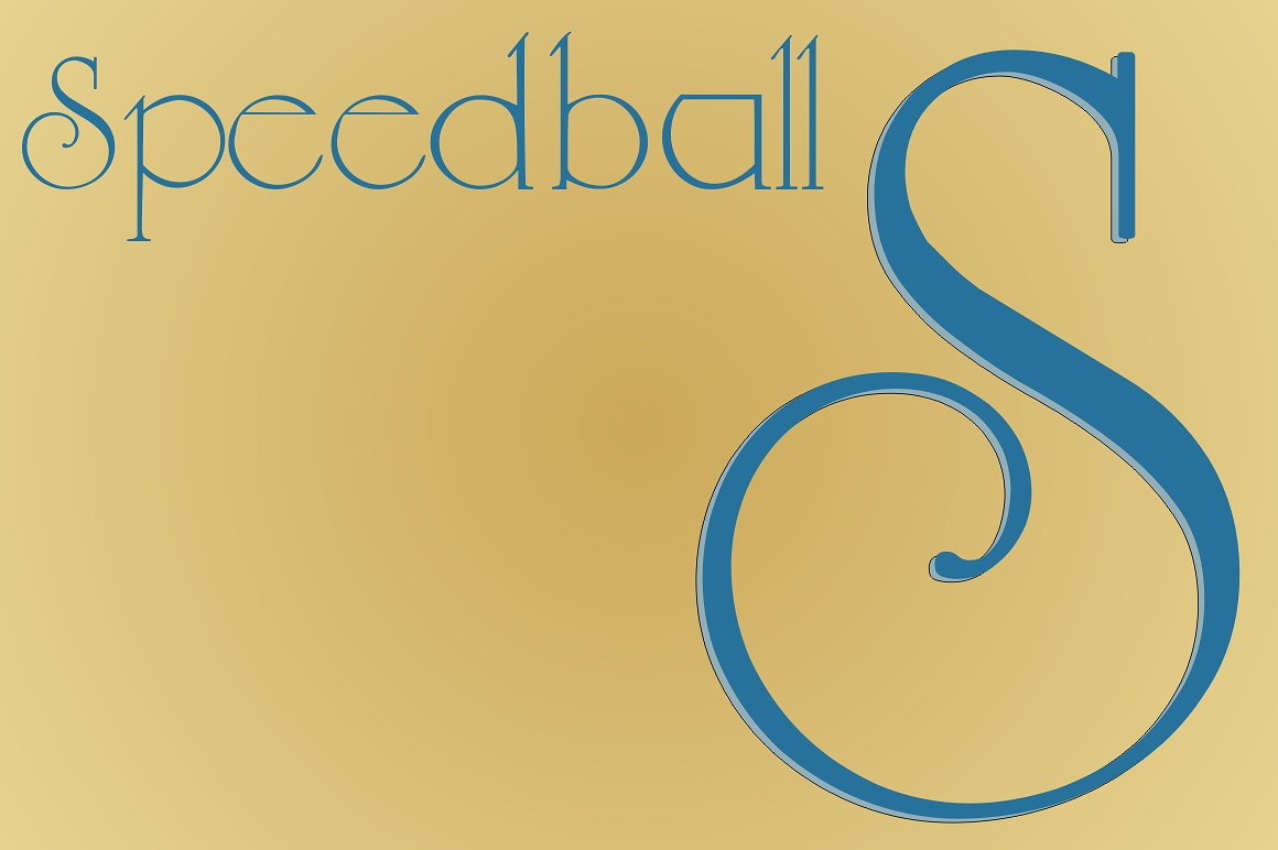Speedball example image 1
