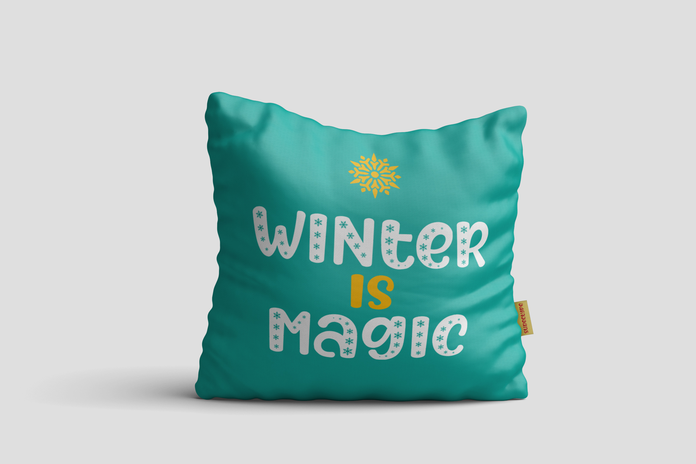 After Fall Winter and Xmas Font example image 4