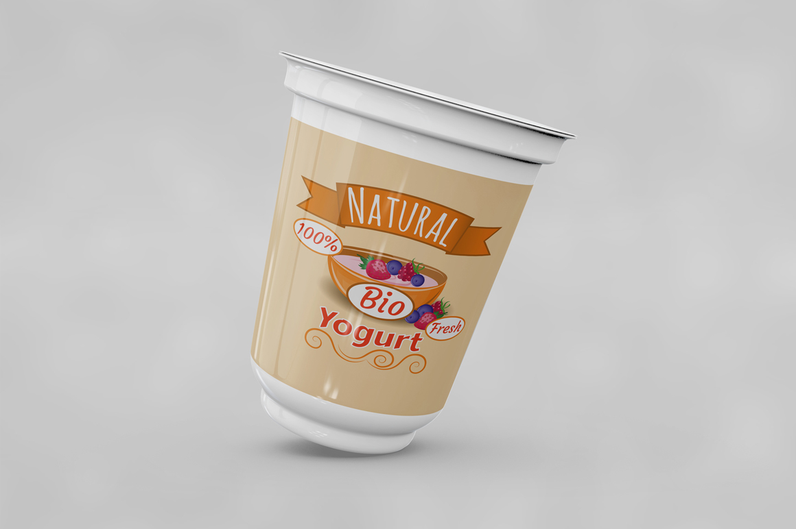 Yogurt Mockup example image 15