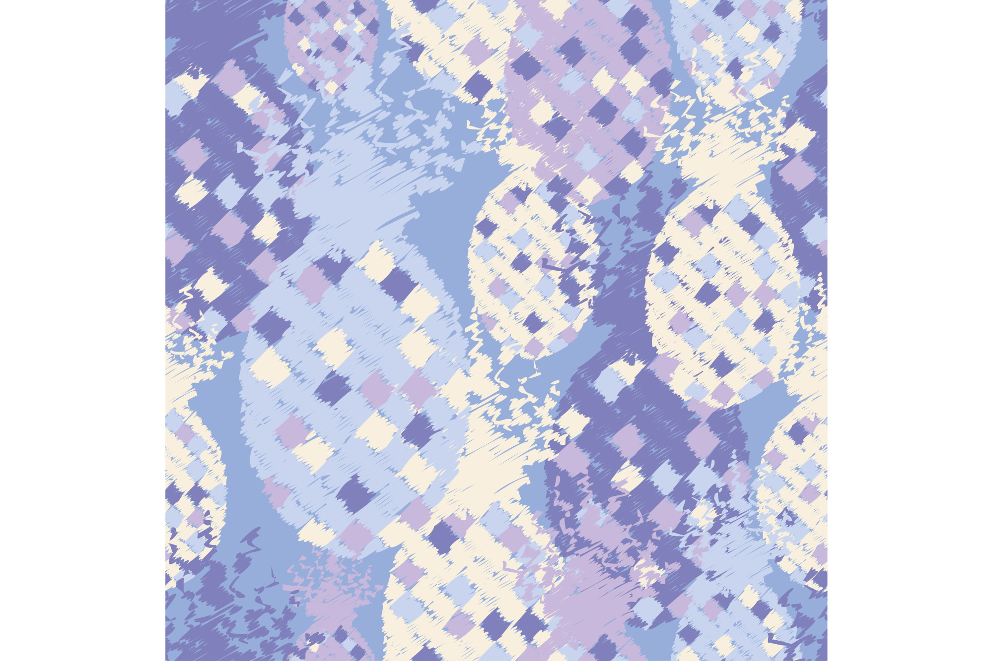 Ethnic boho seamless pattern with decorative pineapples. Tropical fruits. example image 1