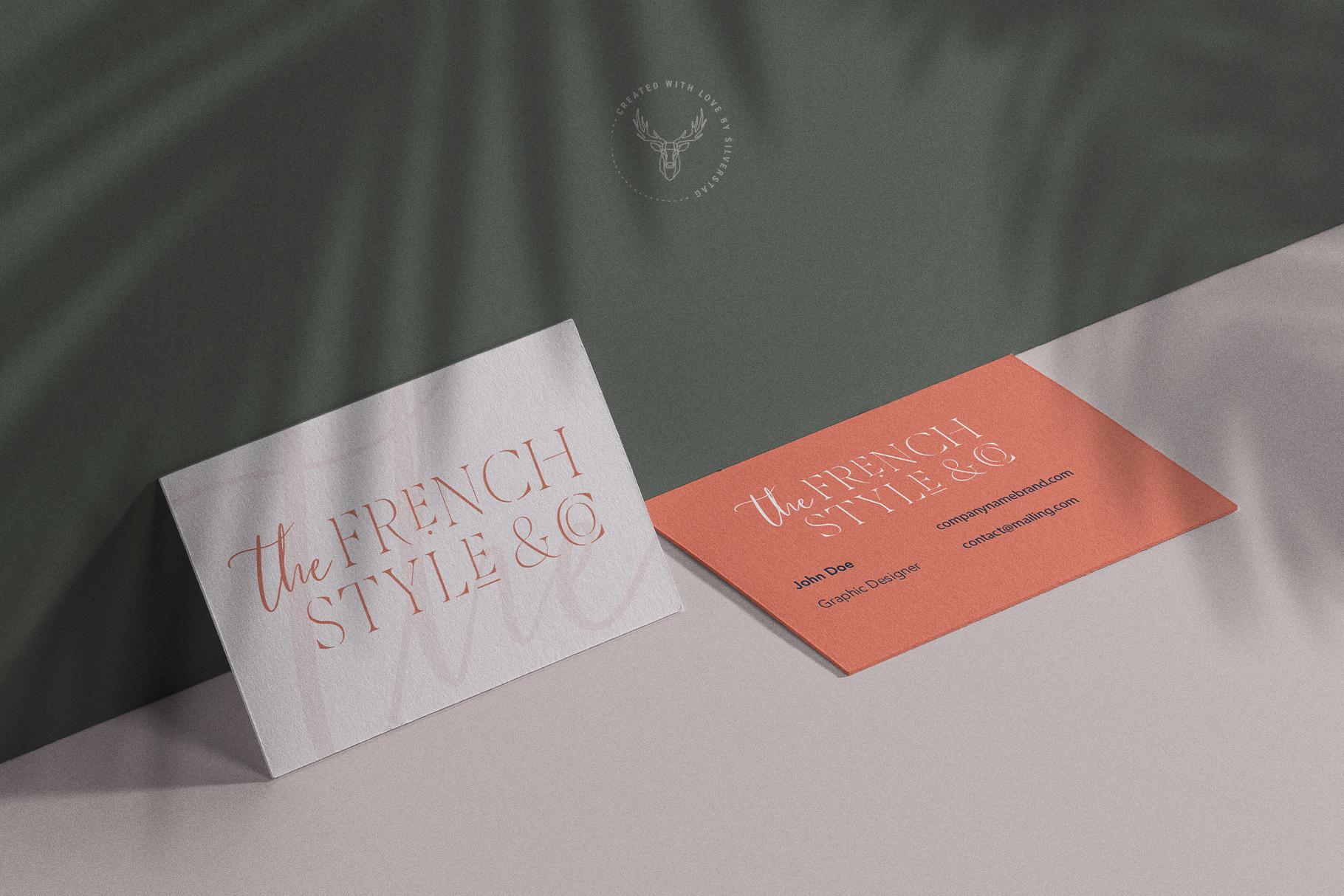 Verona Amore - Modern Serif & Script Font Duo & Extras example image 8