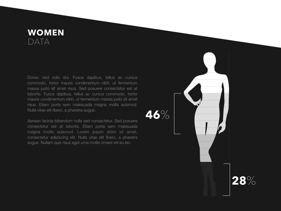 Fashion Edge PowerPoint Template example image 12