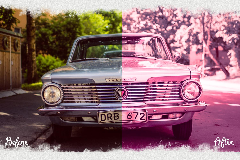 Pink presets rose mobile lightoom pastel presets filter example image 5