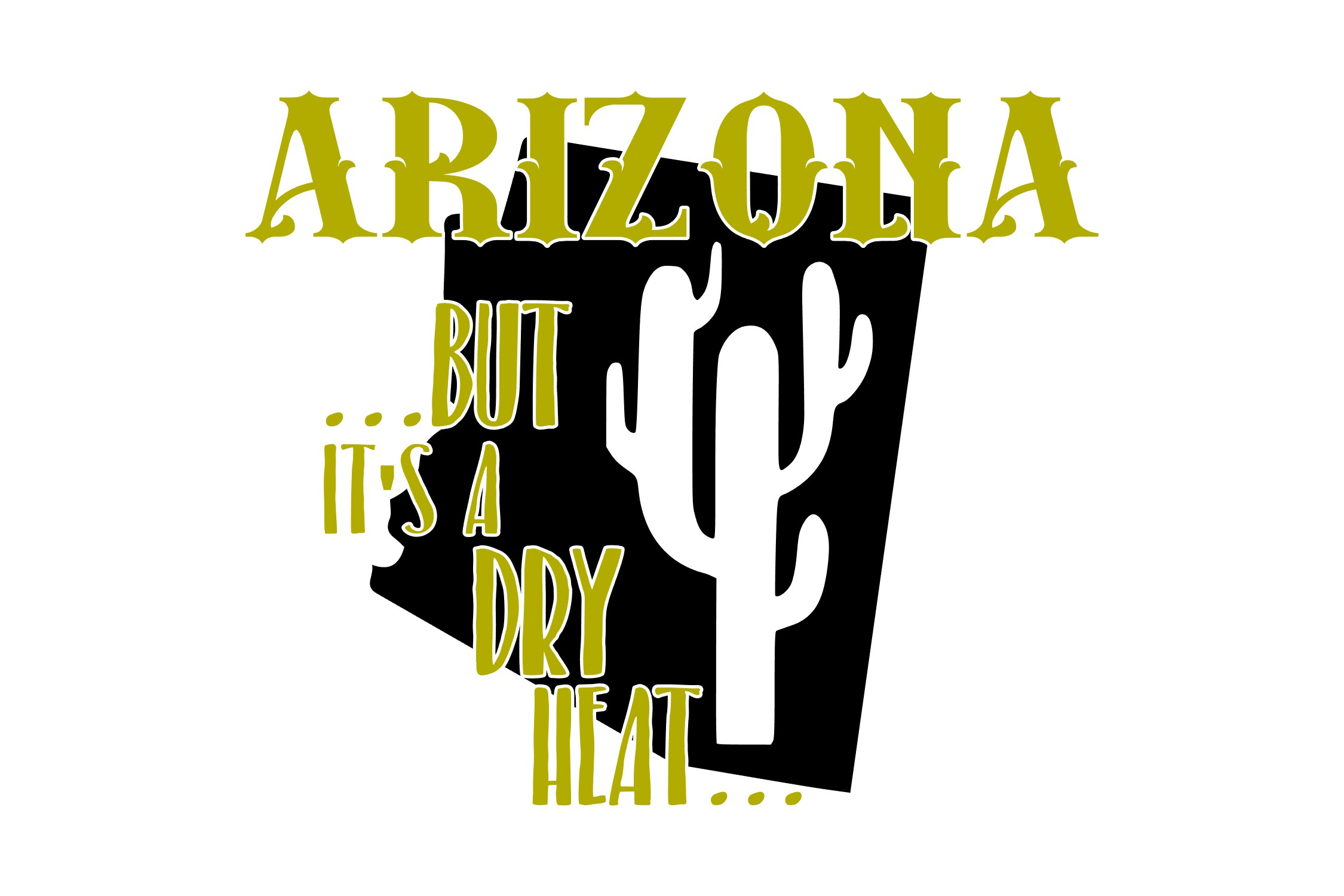 Arizona - But it's a dry heat example image 2