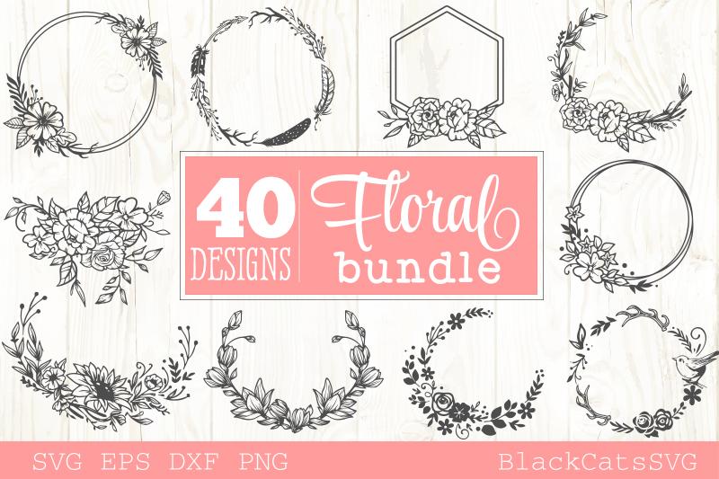 Mega Bundle 400 SVG designs vol 1 example image 13