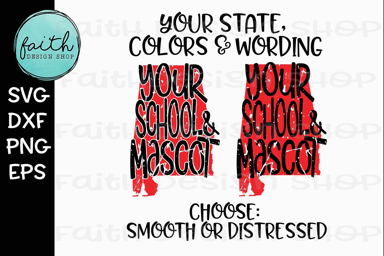 Alabama - School Spirit example image 2