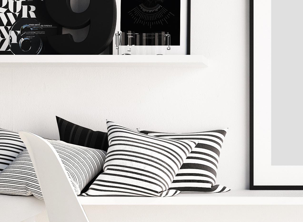 Styled Stock Photography, Scandinavian Frame mockup, PSD Styled Photography Mockup, stock photo example image 3