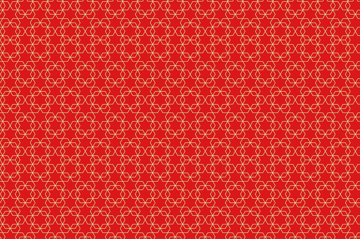 Rich Ornamental Patterns. Seamless. example image 2