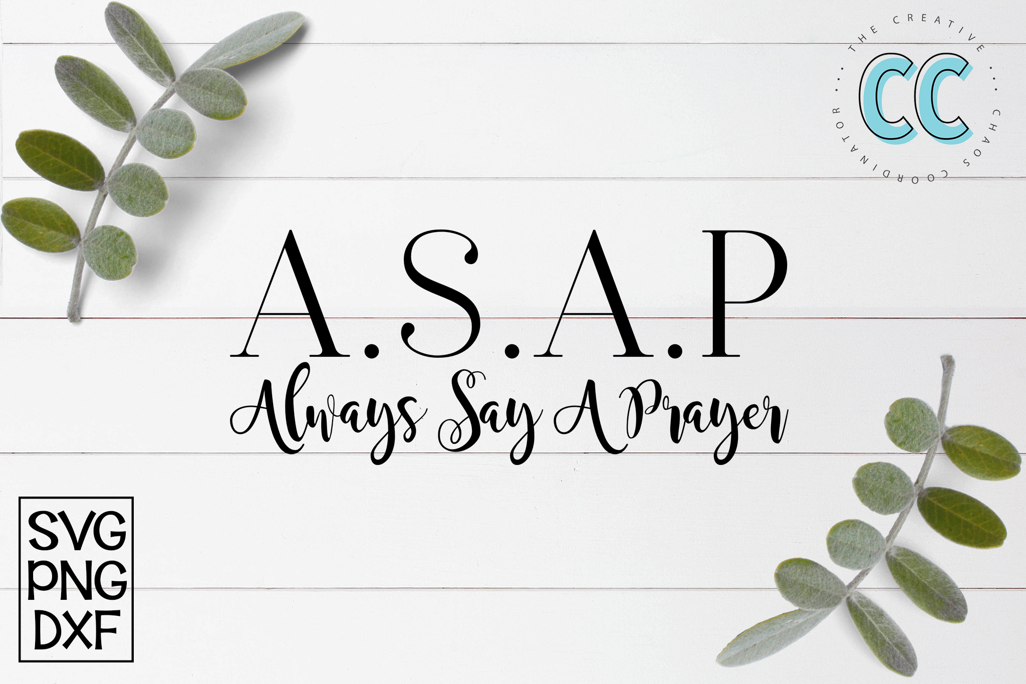 Always Say A Prayer example image 1