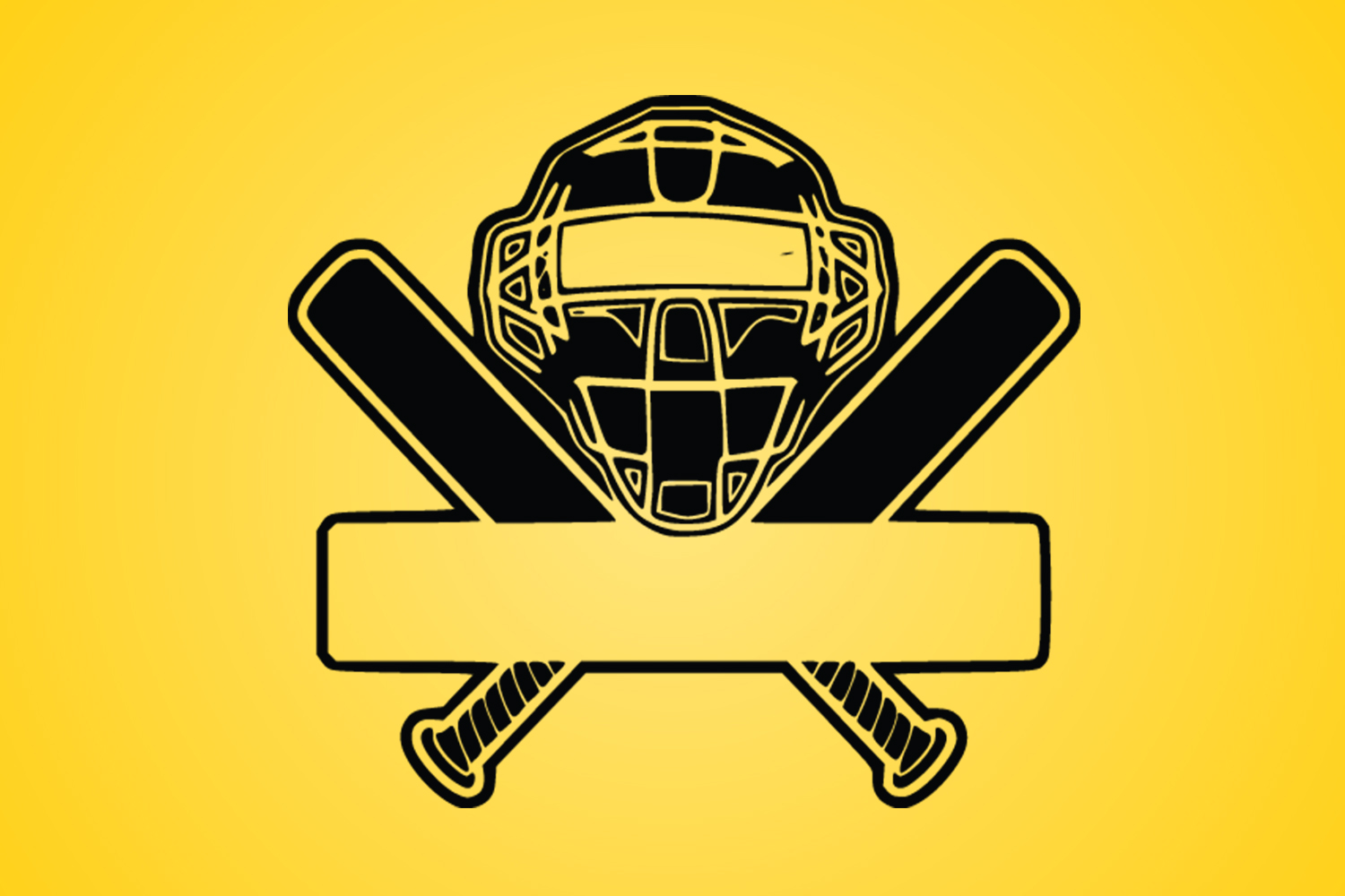Baseball svg SVG DXF JPEG Silhouette example image 1