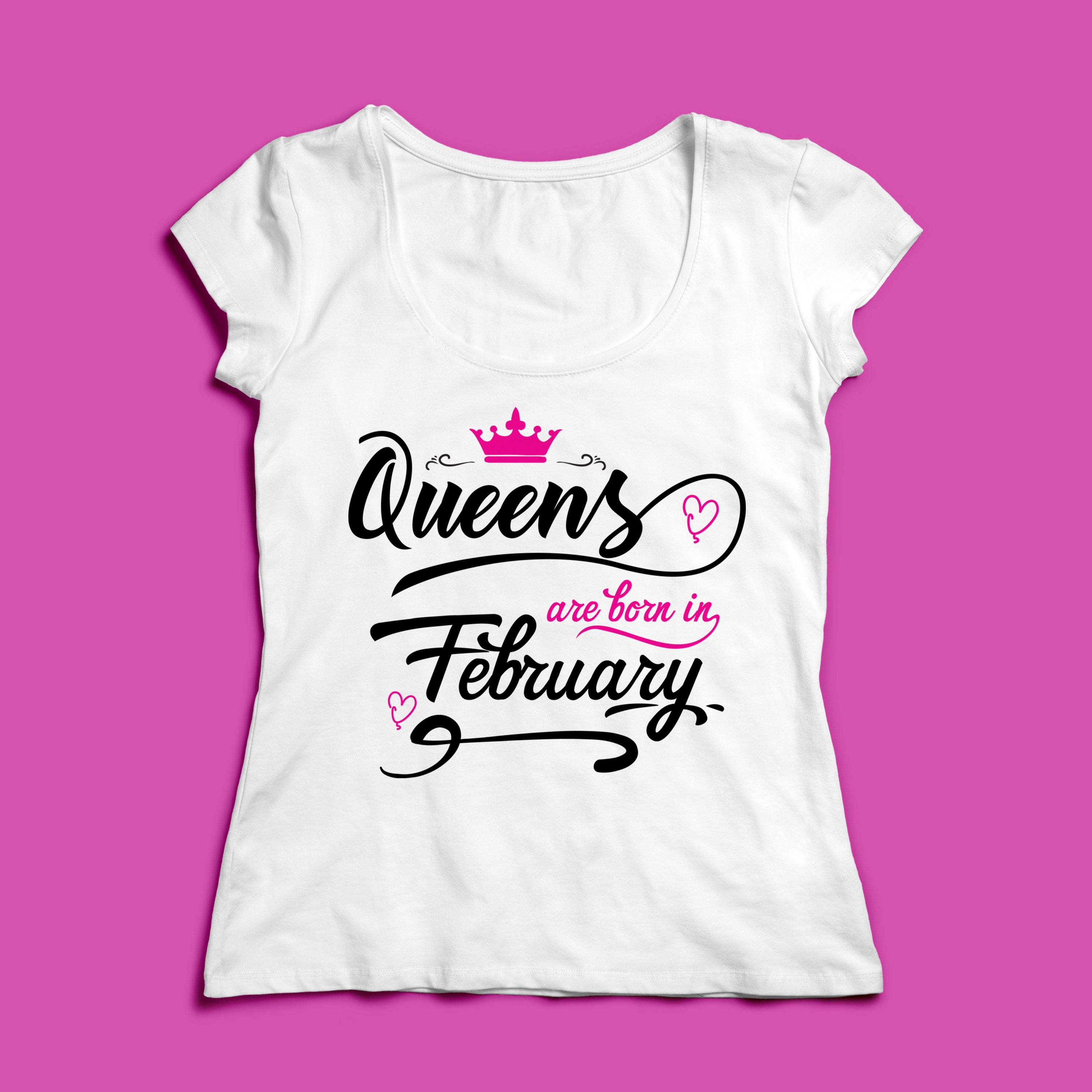 Queens are born in ... Every 12 months Svg,Dxf,Png,Jpg,Eps v example image 5