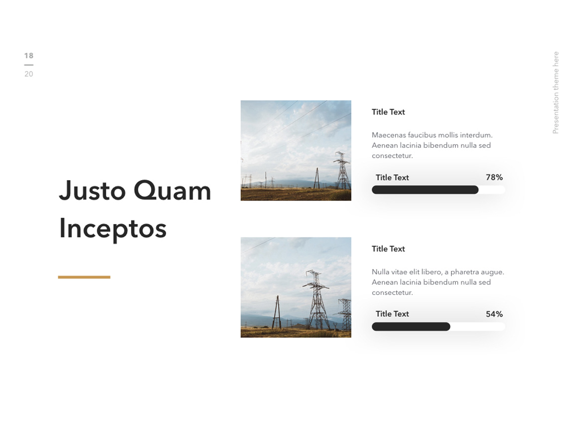 In Power PowerPoint Template example image 19