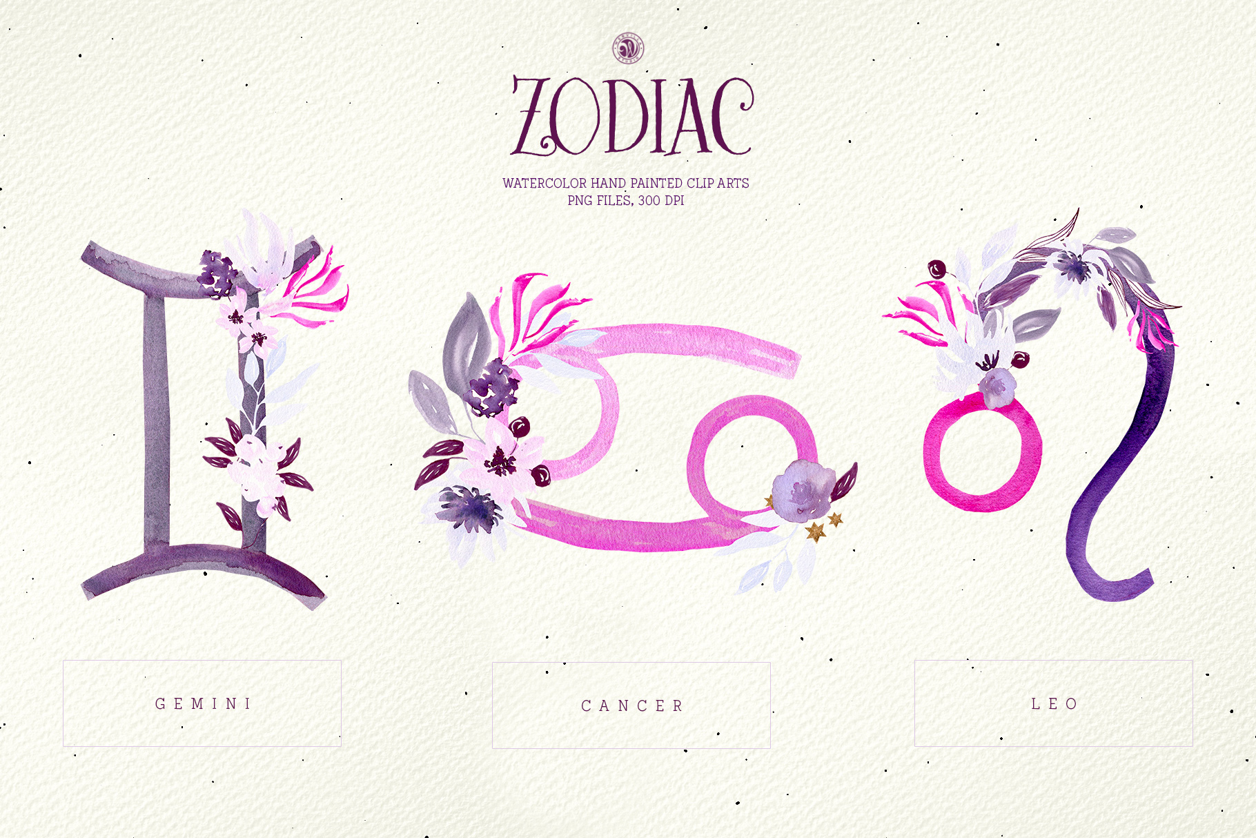 Zodiac Signs example image 3