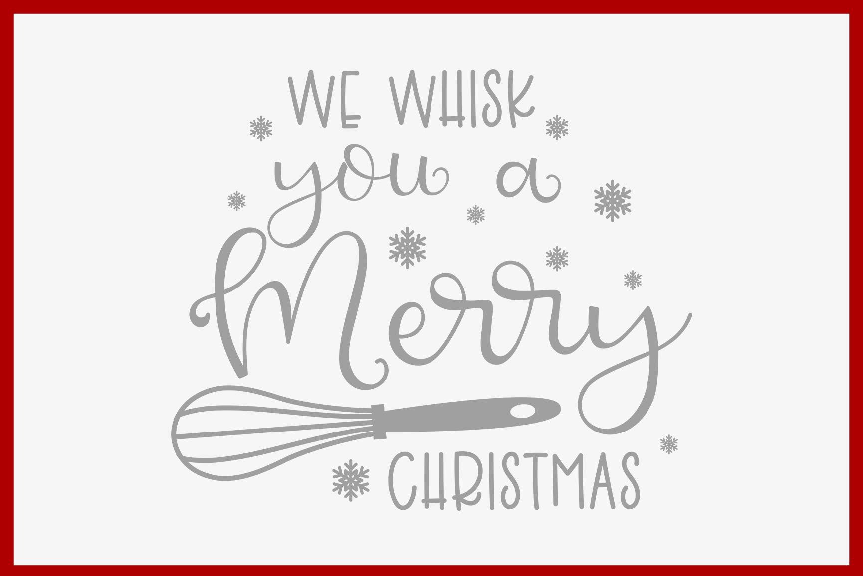 Christmas Pot Holder Bundle SVG - Vol.1 example image 6