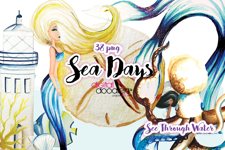 Sea Days example image 4