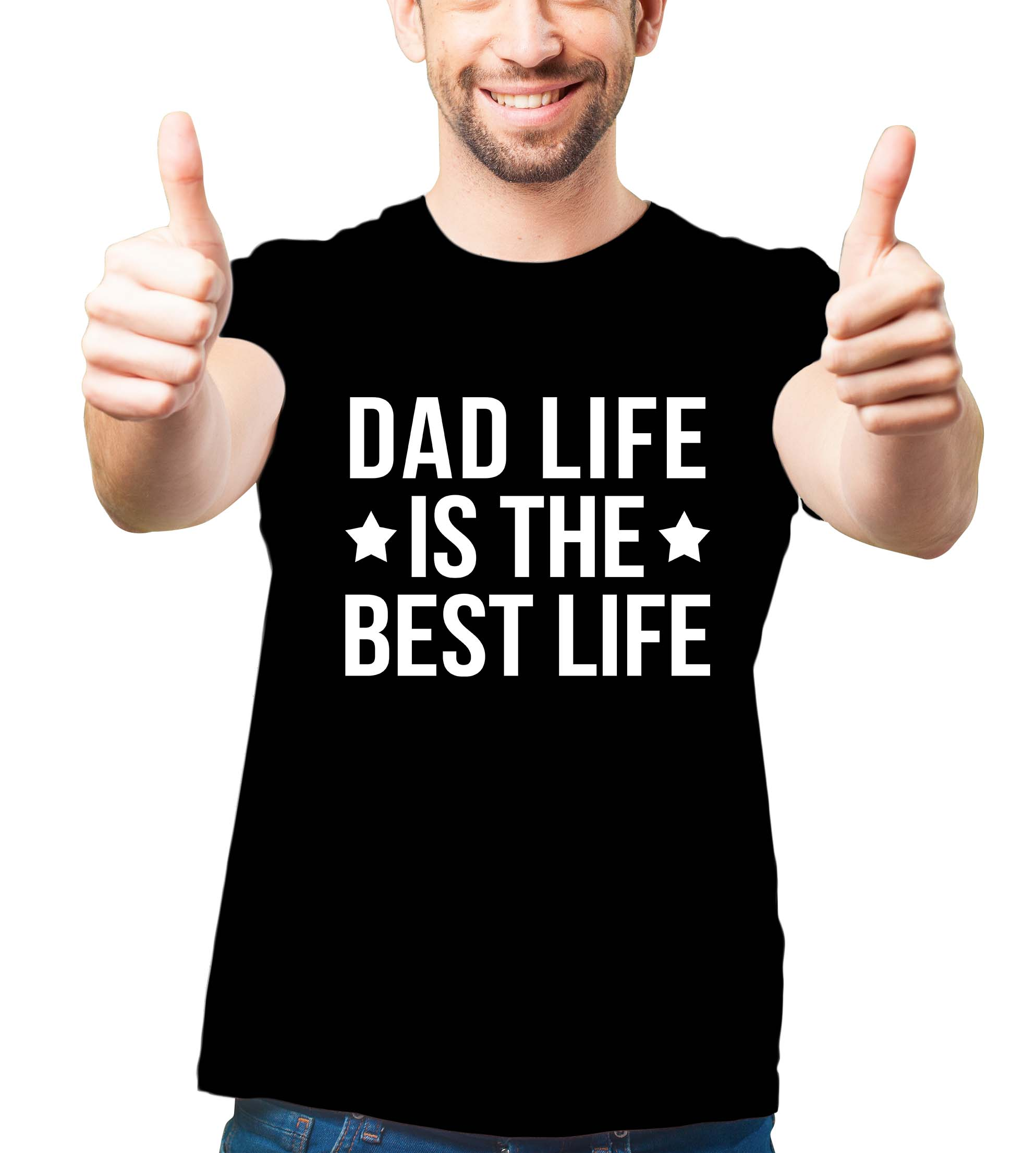 Dad Life the best life SVG PNG EPS DXF, Fathers day SVG example image 2