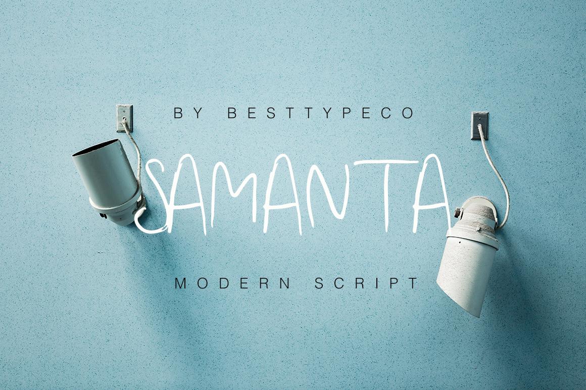 Samanta example image 1