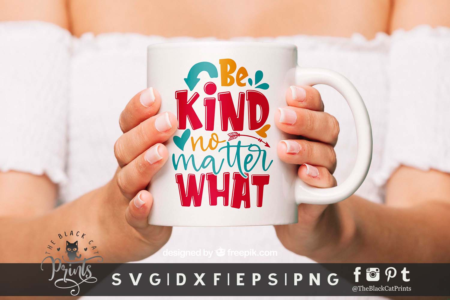 Be Kind No Matter What SVG DXF EPS PNG School Teacher svg example image 2
