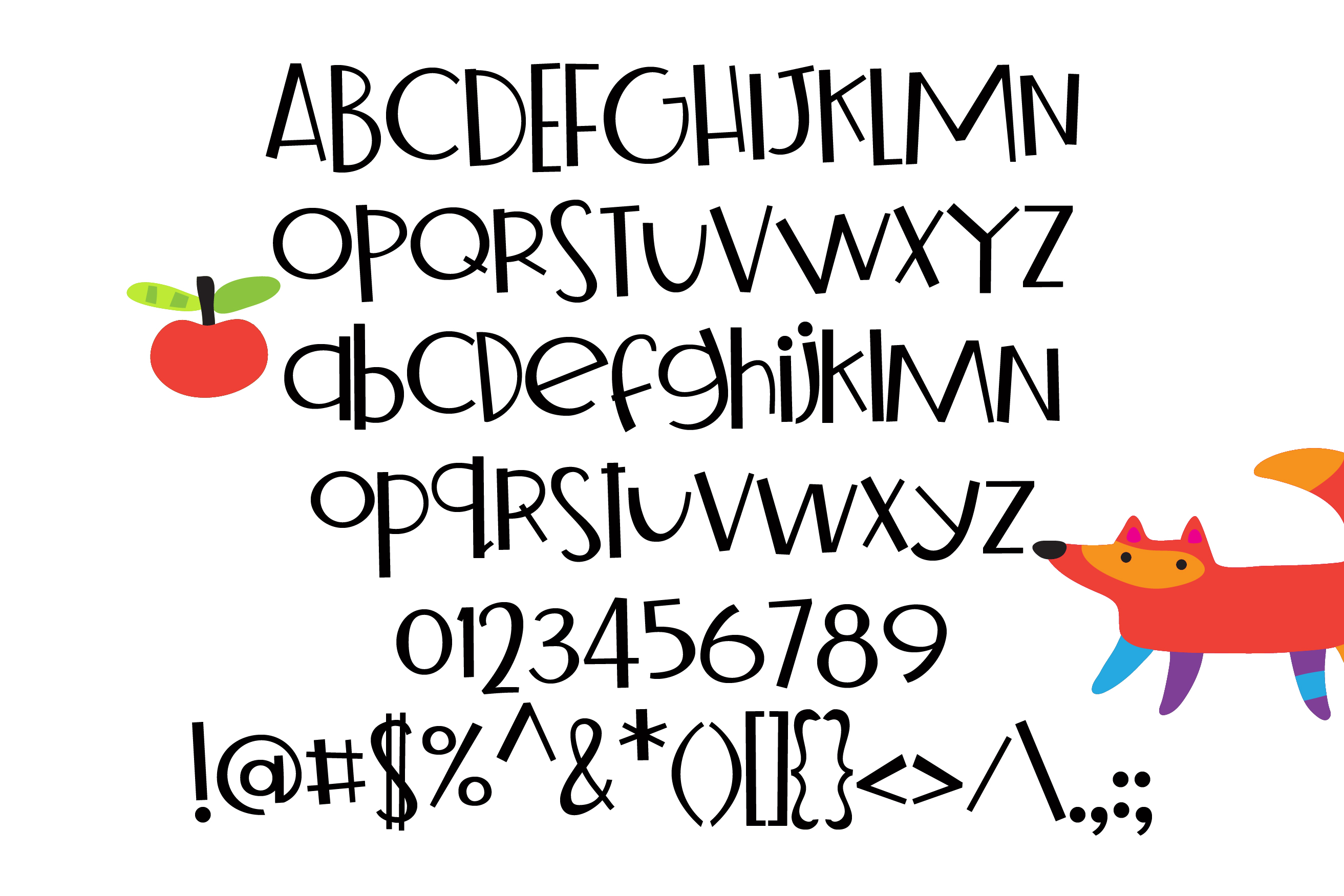 ZP A Dorky Print example image 2
