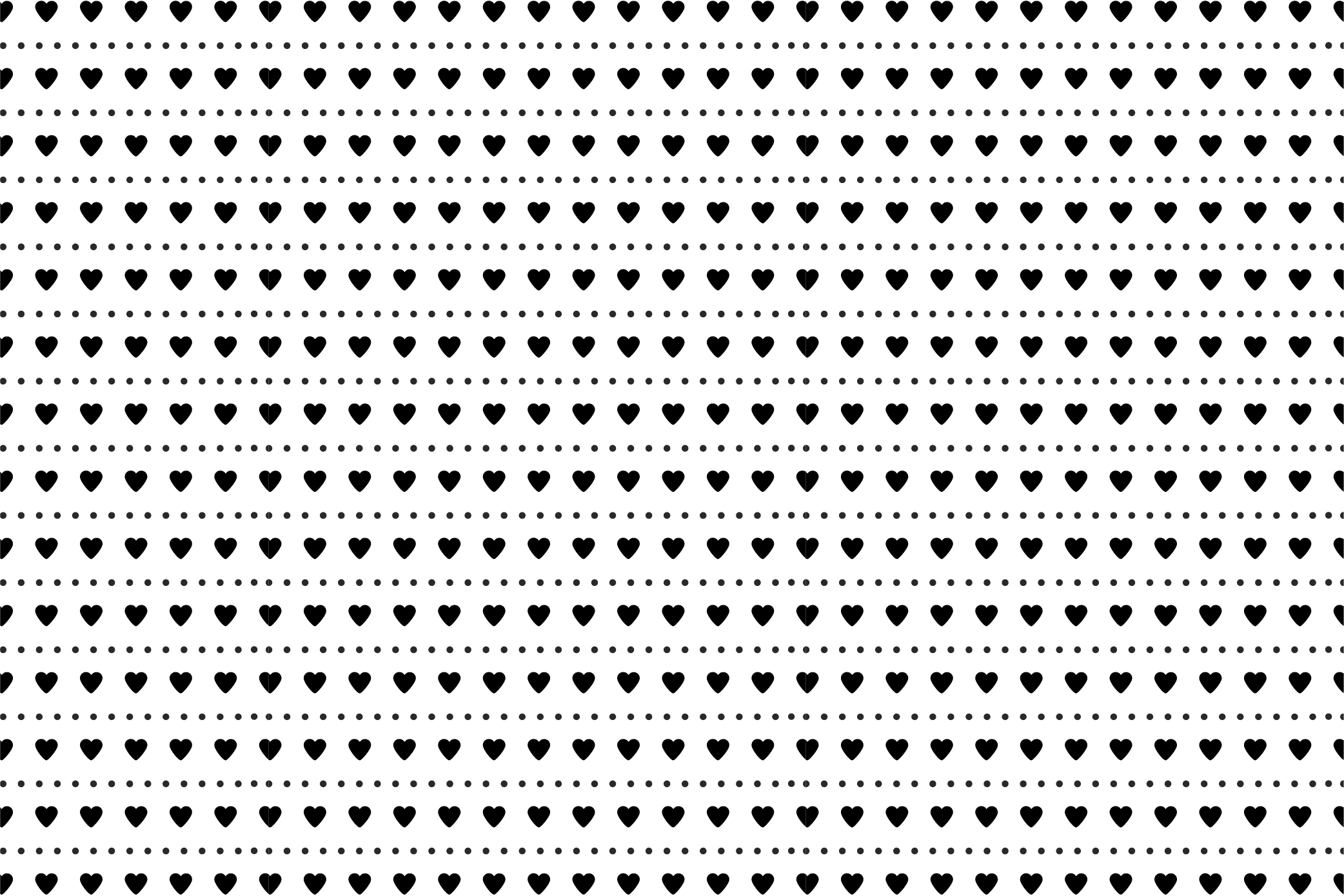Black and white wedding digital paper. SVG, Ai, EPS 10, JPEG example image 14