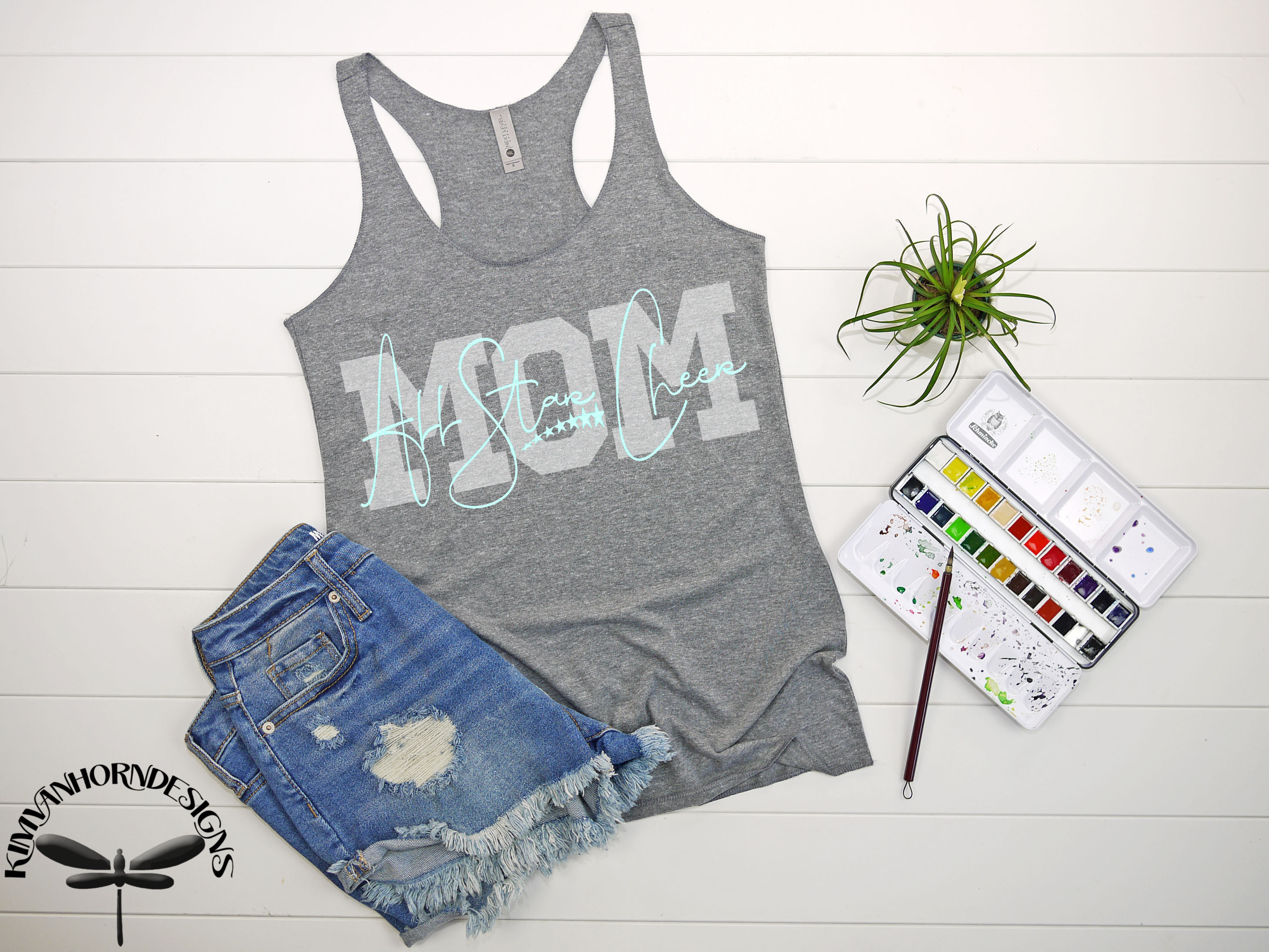 All Star Cheer Mom example image 2