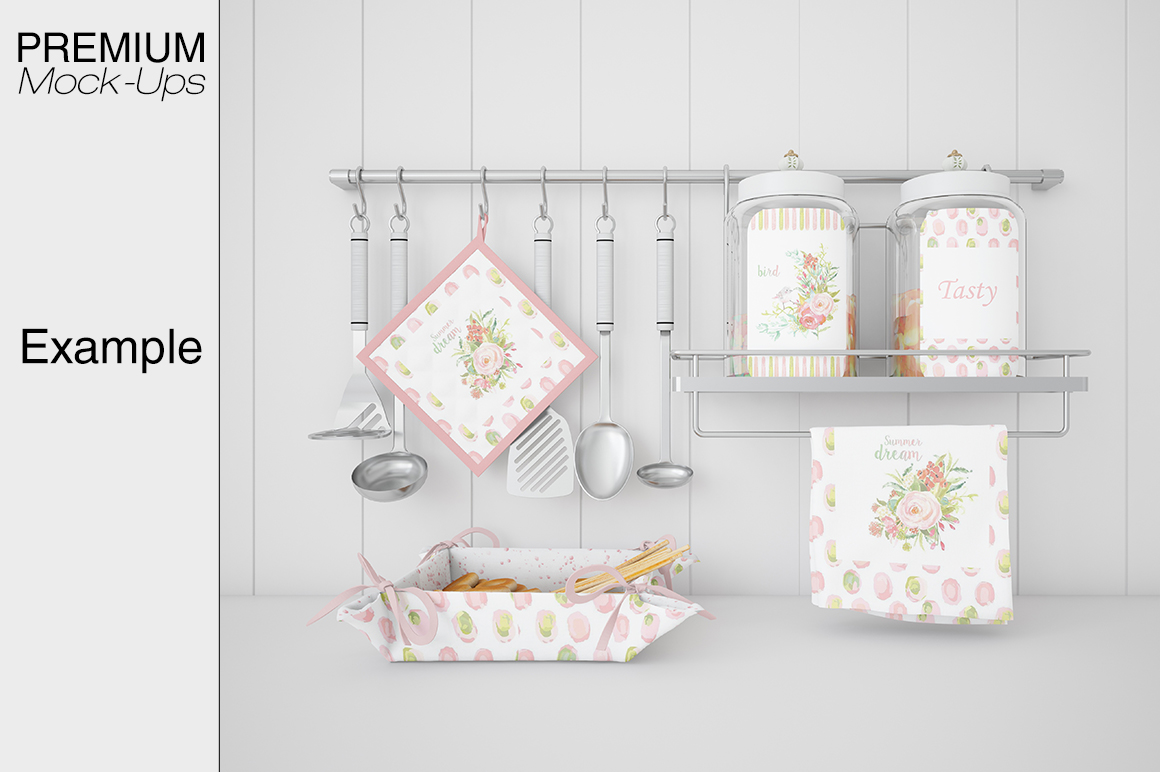 Kitchen Accessories Set example image 5