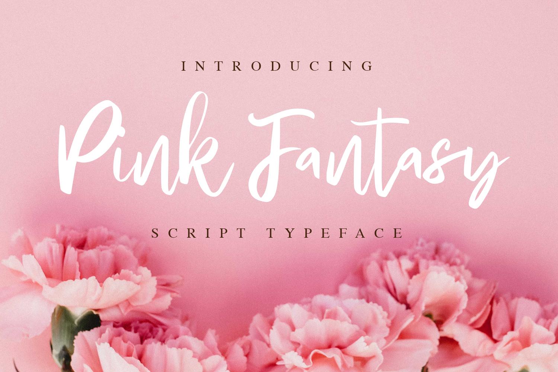 Pink Fantasy example image 1