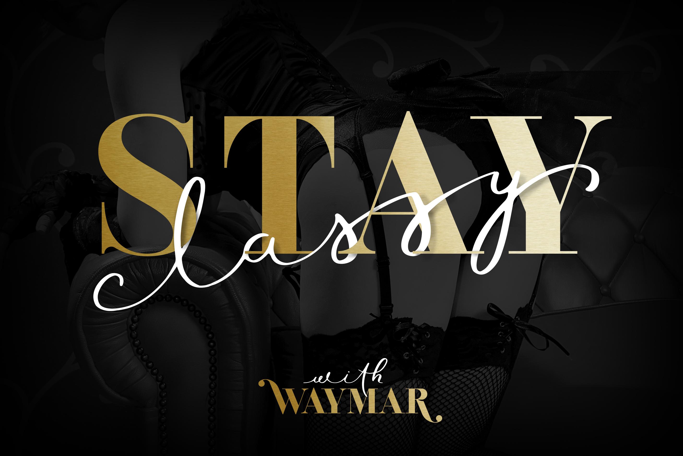 Waymar font duo example image 7