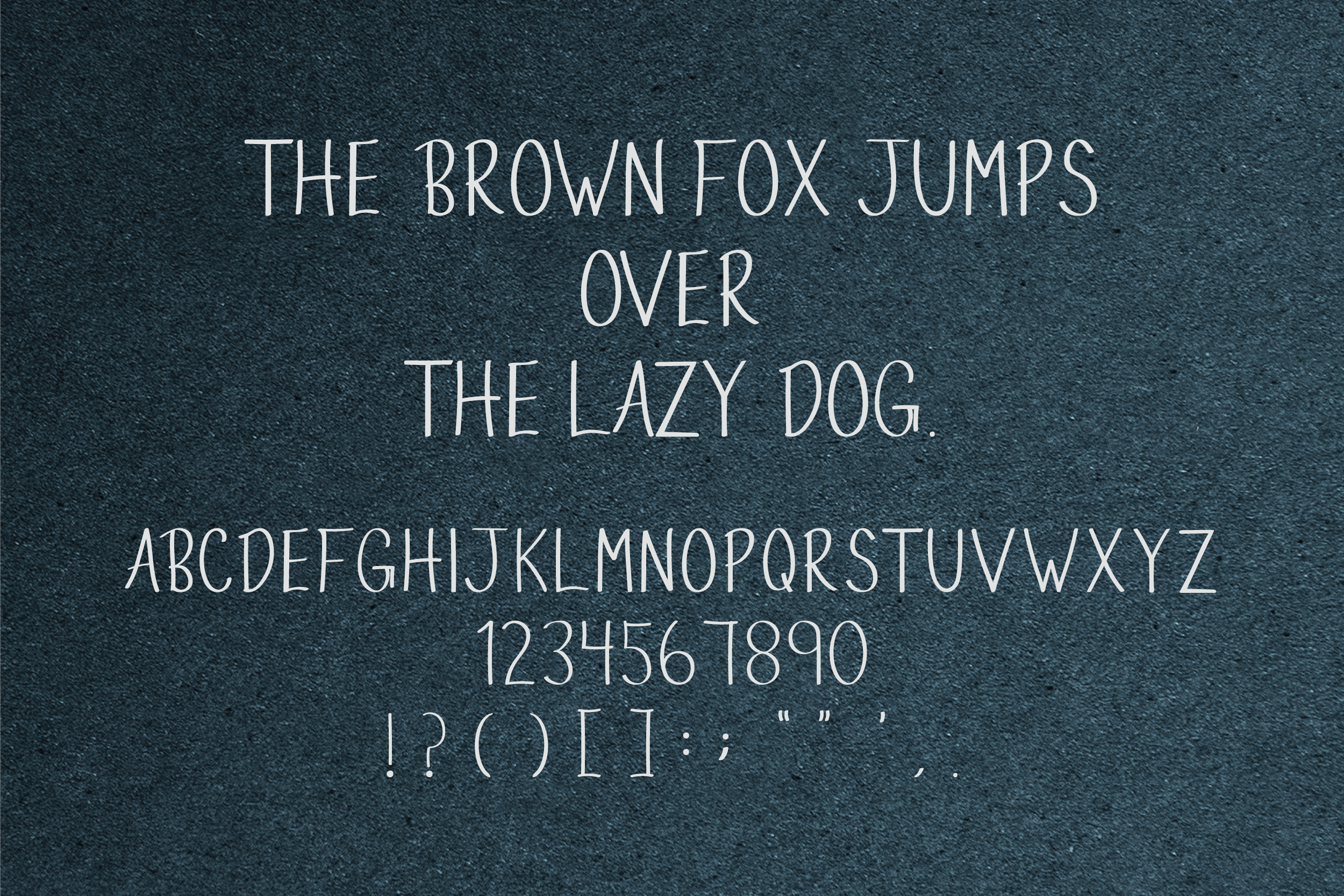Wheat Water - A Crafty Thin Handwritten Font example image 2