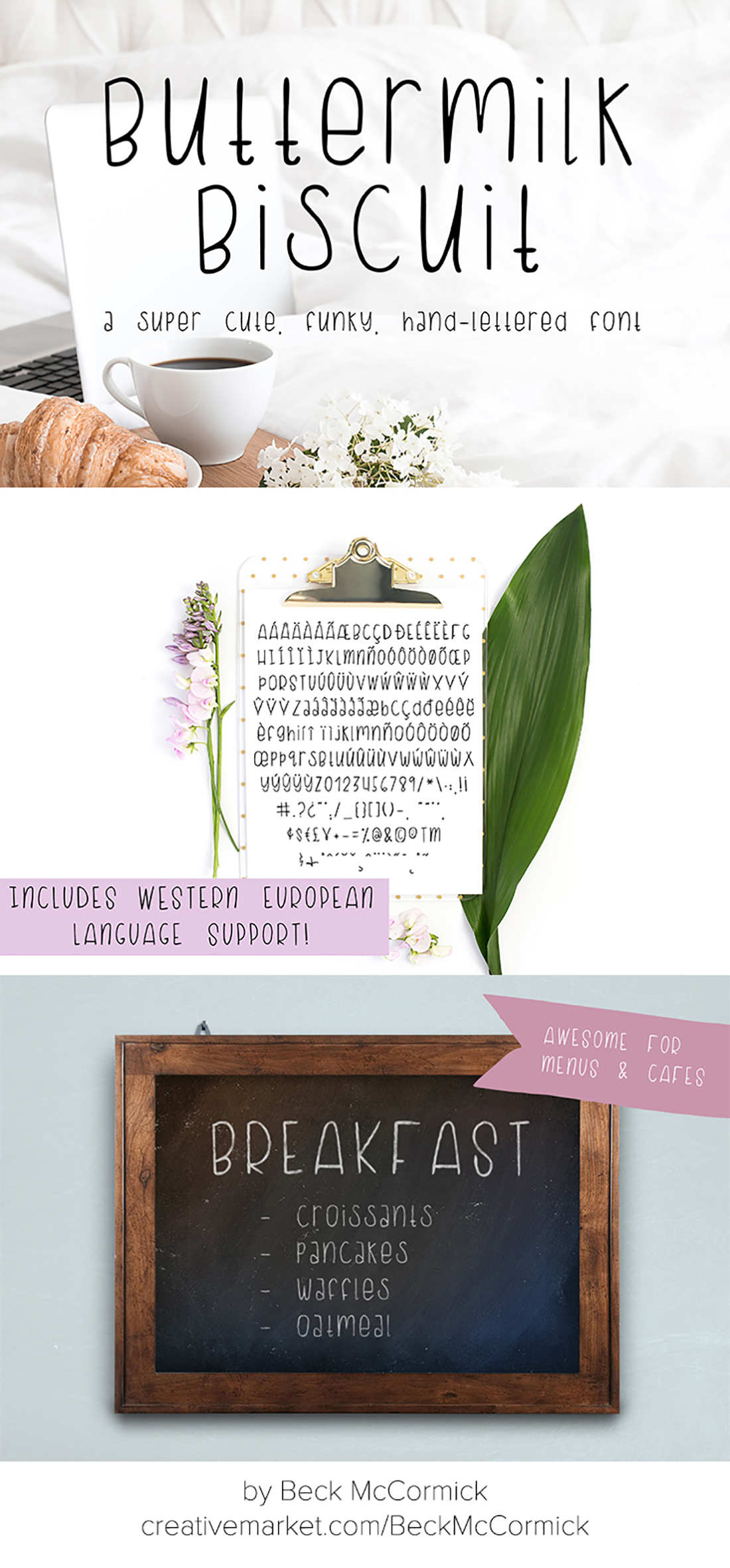 The Crafter's Font Bundle example image 24