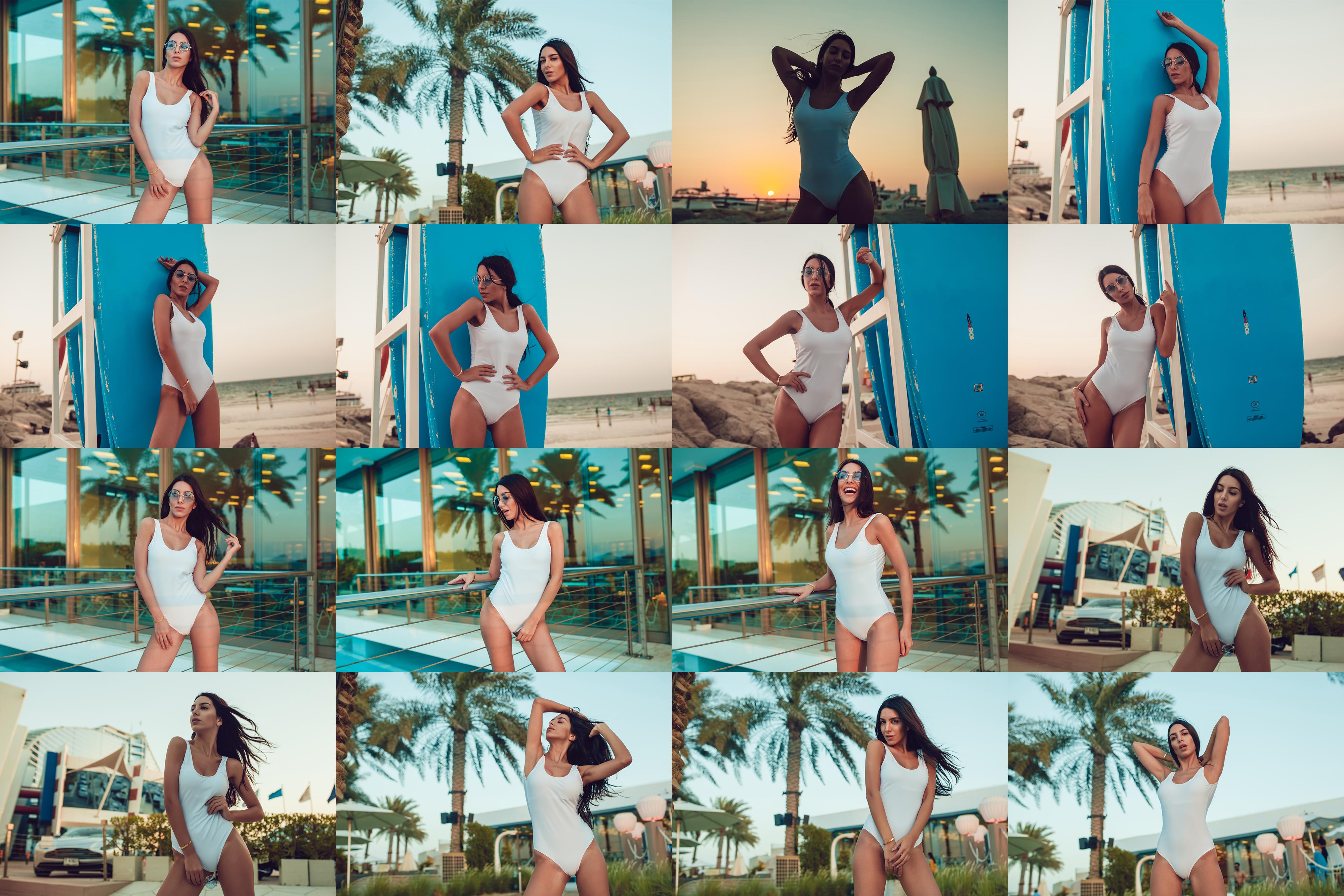 Bodysuit Mock-Up 2017 Vol.3 example image 2