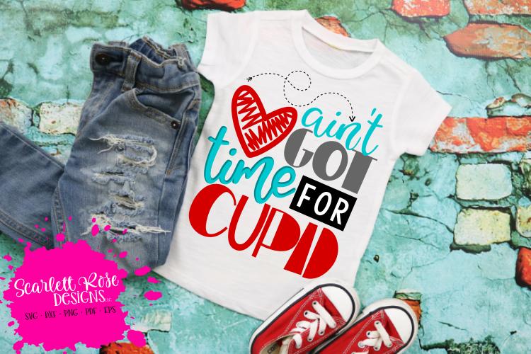 The Valentine Bundle - Valentine's Day SVG Bundle example image 2